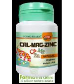 Calciu Magneziu Zinc 30 comprimate Cosmopharm
