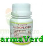 Calmoplantin 20 comprimate Pontica Elidor