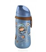 Cana Kids Cup Boy PP 330 ml antipicurare, cu clip de prindere