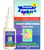 CAPSIO KIDS Solutie Salina 35 ml