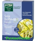 Capsule cu soia Sprijina echilibru hormonal Fitne Life Care