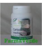 Carbo Medicinalis 60 capsule Medica ProNatura