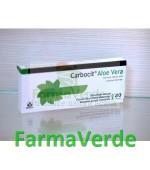 Biofarm CARBOCIT Carbune Medicinal cu Aloe Vera 20 Cpr