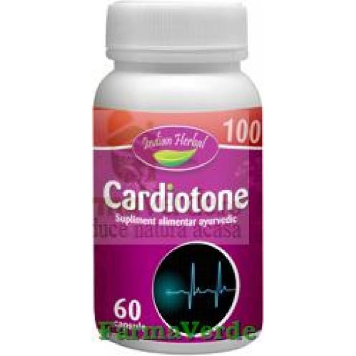Cardiotone 60 Capsule Indian Herbal