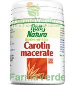 Carotin Macerate 30 capsule Rotta Natura