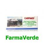 CARPIMED Supozitoare cu propolis,apilarnil 1,5 gr Elzin Plant