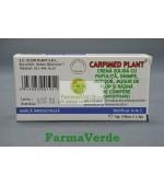 Carpimed Plant Supozitor 10 buc 1,5 gr Elzin Plant