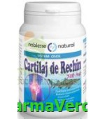 CARTILAJ DE RECHIN 740 mg 30 capsule Noblesse Class Natural