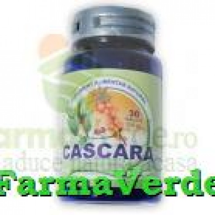 Cascara 30 capsule Merco