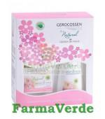 PROMO! Crema hidratanta zi ten uscat/sensibil + Lapte demachiant