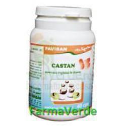 Castan 40 capsule Favisan