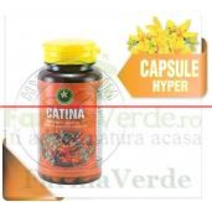 Catina Alba Hippophae Rhamnoides 60 capsule Hypericum