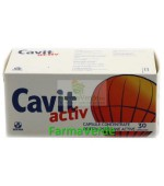 Biofarm Cavit Activ 30 capsule moi