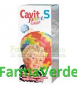 Biofarm Cavit Junior S Sirop 100 ml