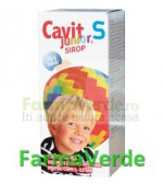 Biofarm Cavit Junior Sirop 100 ml