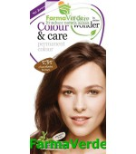 Colour&Care Vopsea par Chocolate Brown Saten  5.35 Hairwonder