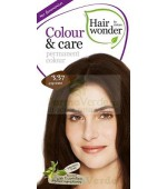 Colour & Care Espresso 3.37 Vopsea Par 40 ml Hennaplus Sysmed