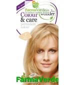 Colour&Care Vopsea par Light Blond nr.8 Hairwonder Sysmed