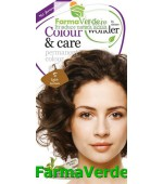 Colour&Care Vopsea par Light Brown nr.5 Hairwonder Sysmed