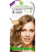 Colour&Care Vopsea par Medium Blond nr.7 Hairwonder Sysmed