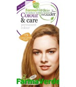 Colour&Care Vopsea par Medium Golden Blond 7.3 Hairwonder
