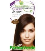 Colour&Care Vopsea par Mocha Brown Saten 4.03 Hairwonder