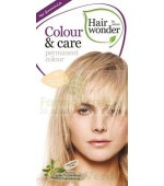 Colour & Care Very Light Blond 9 Vopsea Par Hennaplus Sysmed