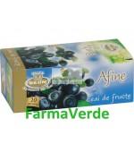 Ceai de Afine 20 pliculete a 2 g Belin Nova Plus