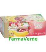 Ceai Visine&Banane 20 doze Belin Nova Plus