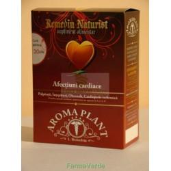 Ceai Afectiuni Cardiace Tratament 1 luna Bonchis Bihor