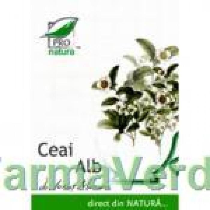 Ceai Alb 20 doze Medica ProNatura