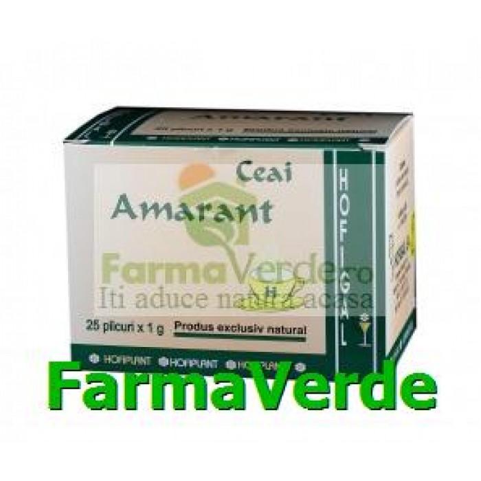 Ceai de Amarant 25 dz Hofigal