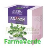 Ceai Anason 50 g DaciaPlant