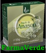 Ceai Fructe de Anason 50 gr Larix