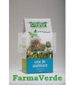 Ceai de Anghinare Frunze 50 gr Plafar