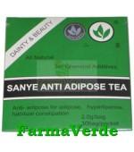 Ceai Antiadipos 30 doze Minerva