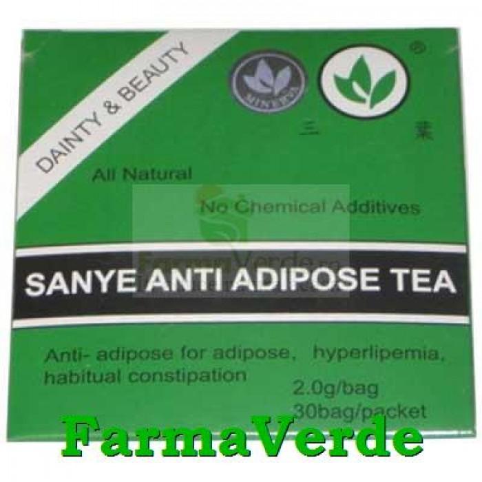 ceai verde slabit poze)