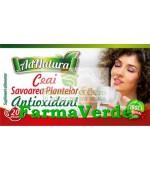 Ceai Savoarea Plantelor Antioxidant 20 plicuri Adnatura Adserv