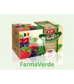 Ceai Aromfruct Fructe de Padure 20 doze Fares