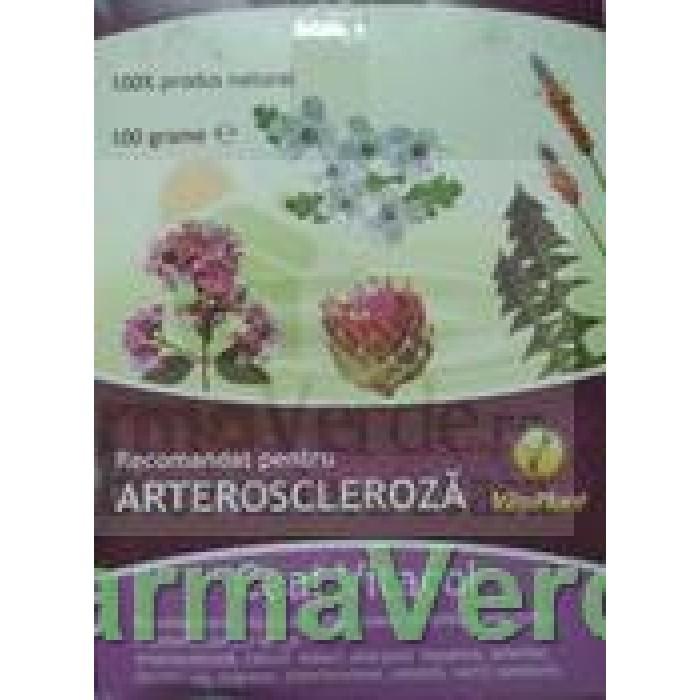 Ceai Ateroscleroza Vitacol 100 Gr Vitaplant Mures