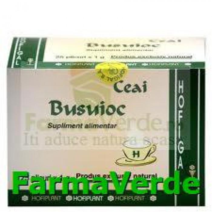 Ceai de Busuioc 25 dz Hofigal