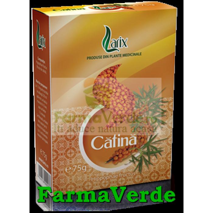 Ceai de Catina 75 gr Larix