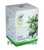Ceai Cinnamon 20doze Medica ProNatura