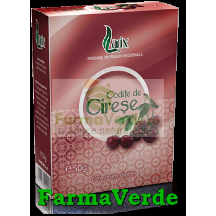 Ceai Codite de Cirese 50 gr Larix