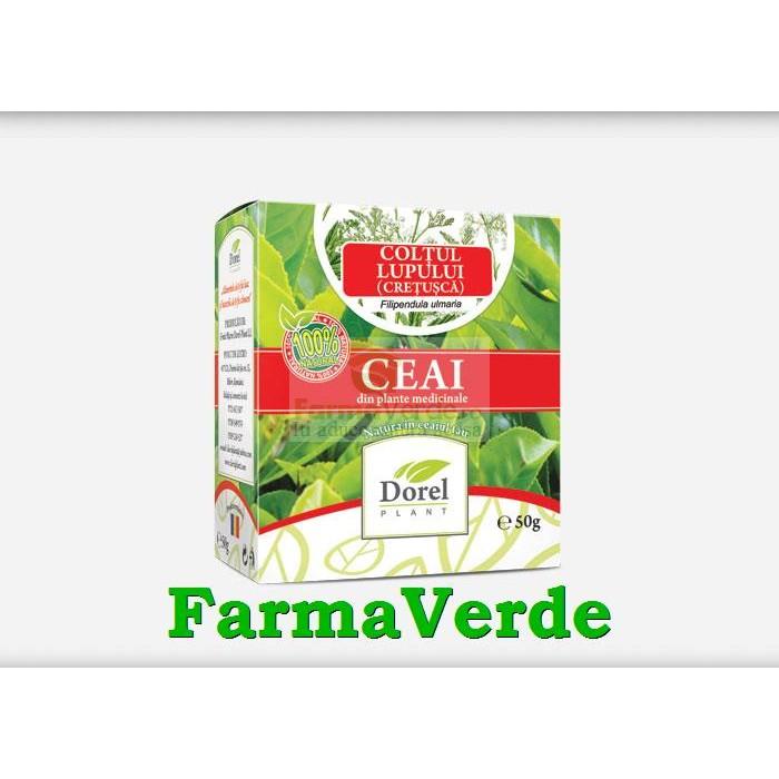 Ceai de Coltul Lupului Cretusca 50 gr Dorel Plant