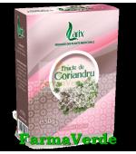 Ceai Fructe de Coriandru 50 gr Larix