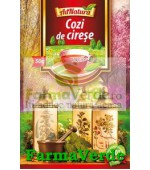 Ceai Cozi Cirese 50Gr Adserv Adnatura