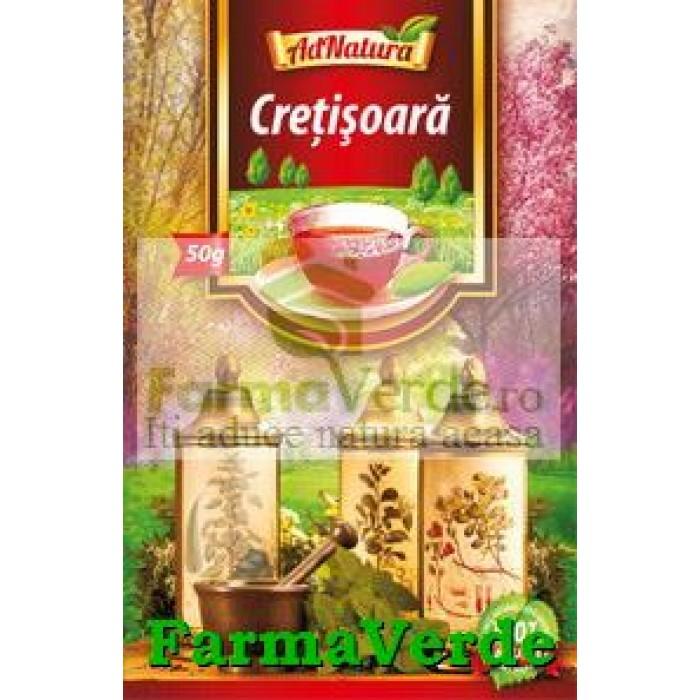 Ceai Cretisoara 50Gr Adserv Adnatura