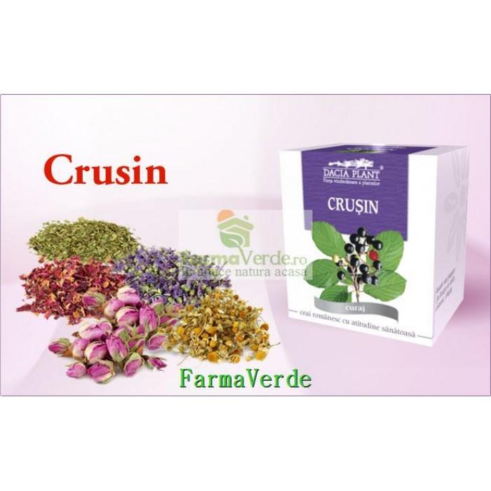 Ceai Crusin - 50 g DaciaPlant