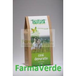 Ceai Depurativ 50 gr Plafar